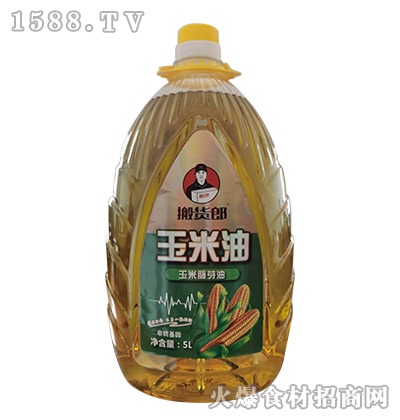 搬货郎-玉米胚芽油【5L】