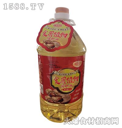 搬货郎食用植物调和油【5L】