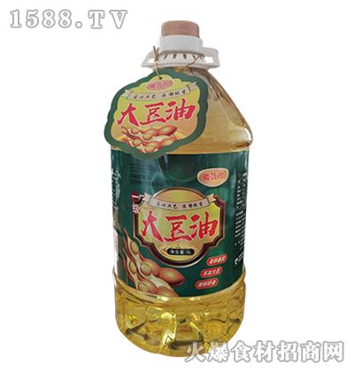 搬货郎一级大豆油【5L】
