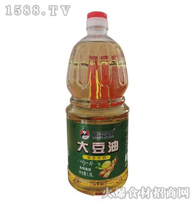 搬货郎大豆油【1.8L】