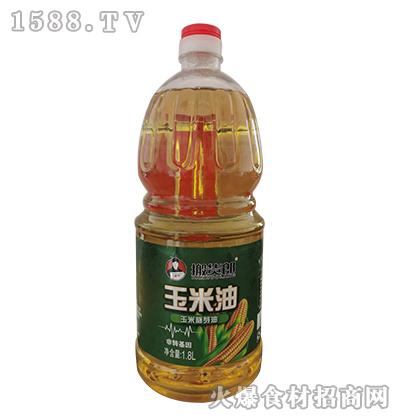 搬货郎玉米胚芽油【1.8L】