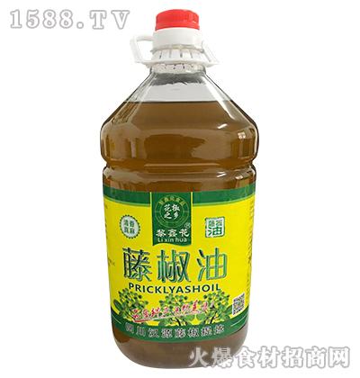 黎鑫花藤椒油