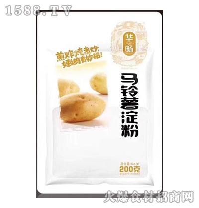 华畅马铃薯淀粉【200克】