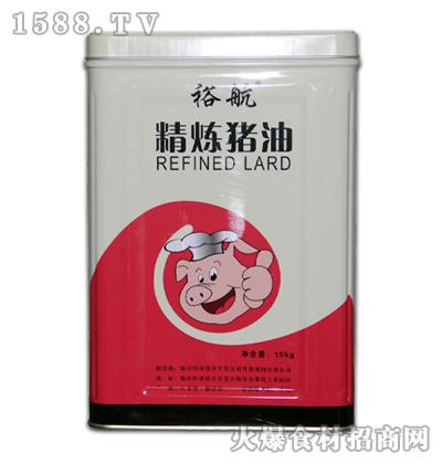 裕航猪油铁桶【15kg】