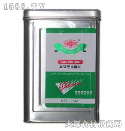 鲁香园高级无水酥油铁桶【15kg】