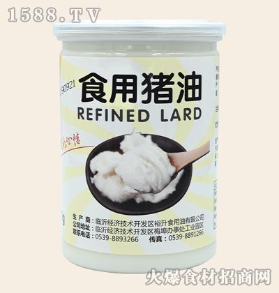 裕航食用猪油【500g】