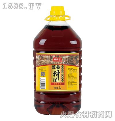 顿顿美葱姜料酒【5L】