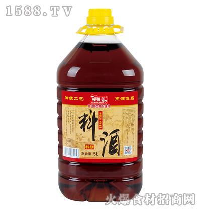 顿顿美料酒【5L】