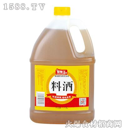 顿顿美料酒【1.75L】