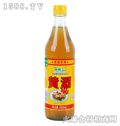 顿顿美黄酒【500ml】
