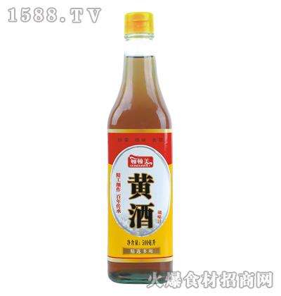 顿顿美黄酒【500毫升】