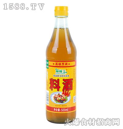 顿顿美高级烹调料酒【500ml】