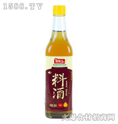 顿顿美料酒【500ml】