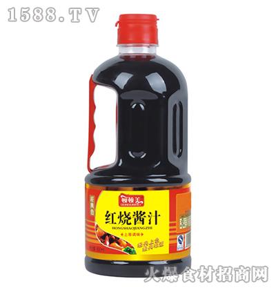 顿顿美红烧酱汁【800ml】