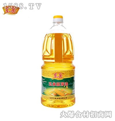 东岳玉米胚芽油【1.8升】