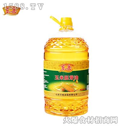 东岳玉米胚芽油【5升】