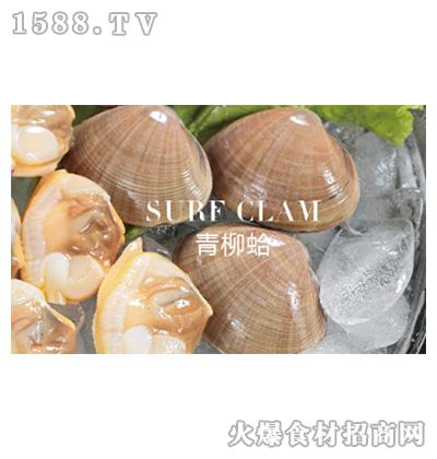 正润食品青柳蛤(黄蚬子)