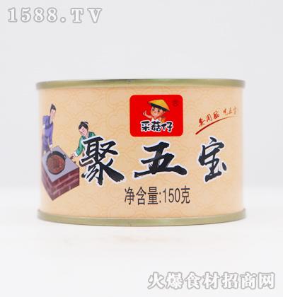 采菇仔聚五宝半固态调味料【150g】