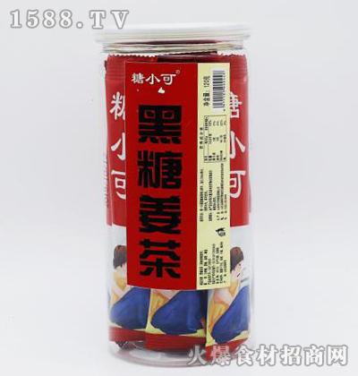 唐小可黑糖姜茶罐装