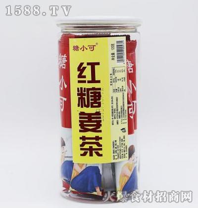 唐小可红糖姜茶罐装