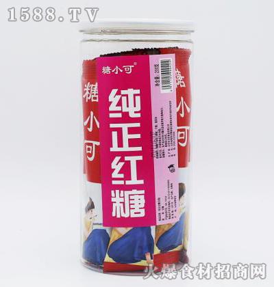 唐小可纯正红糖罐装【200克】