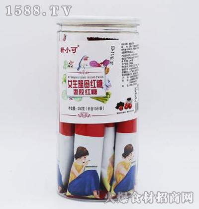 唐小可女生益母红糖罐装【200克】