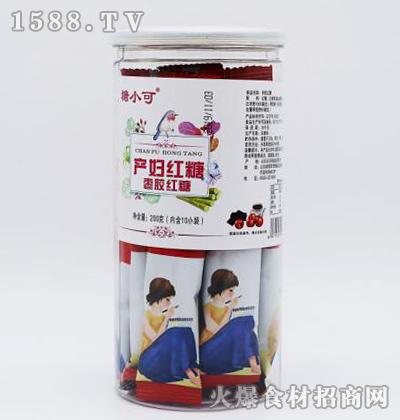 唐小可产妇红糖罐装【200克】