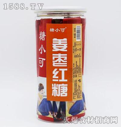 唐小可姜枣红糖罐装