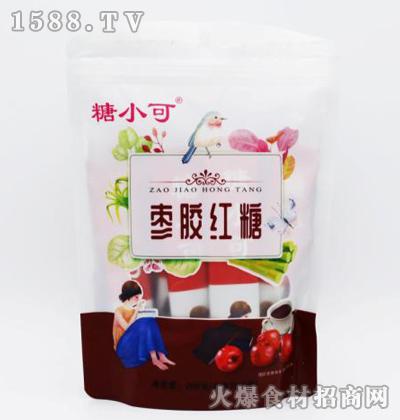唐小可枣胶红糖【200克】