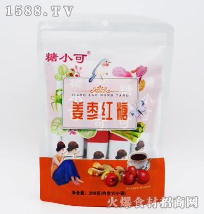 唐小可姜枣红糖【200克】