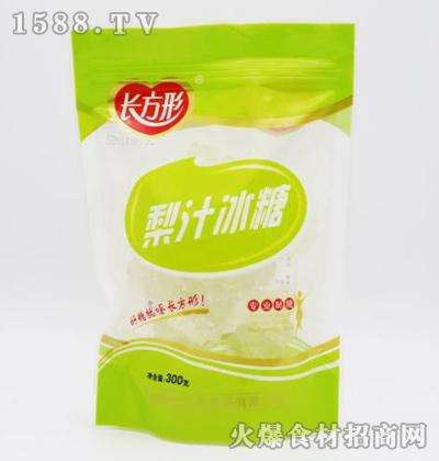 长方形梨汁冰糖【300克】