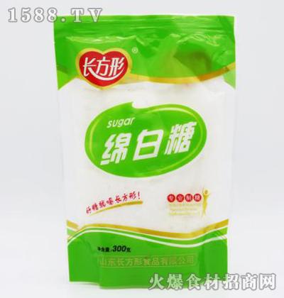 长方形绵白糖【300克】