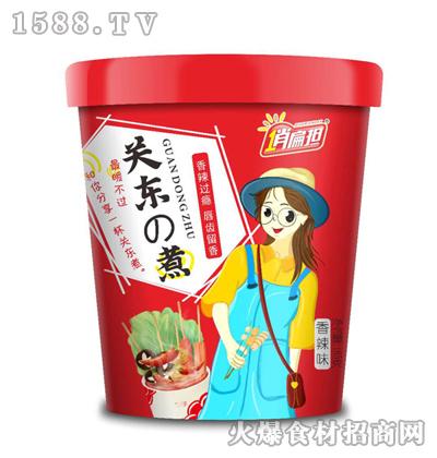 俏扁担香辣味关东煮【185克】