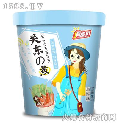 俏扁担海鲜味关东煮【185克】