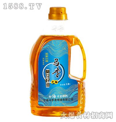 马季葵花籽油【1.8升】