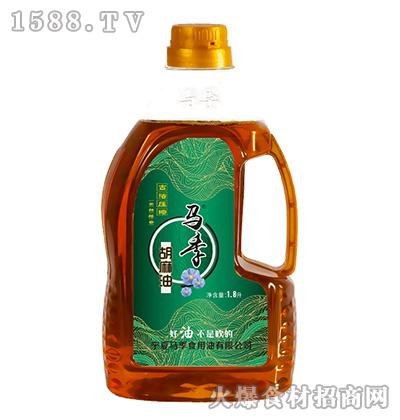 马季胡麻油【1.8升】