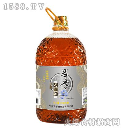 马季小磨胡麻油【5升】