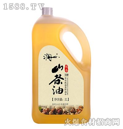润心原香小榨山茶油【2L】