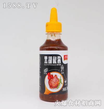 晋豪黑胡椒酱调味酱【280ml】