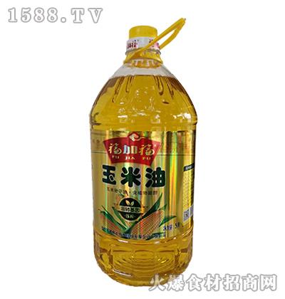 福加福压榨玉米油【5升】
