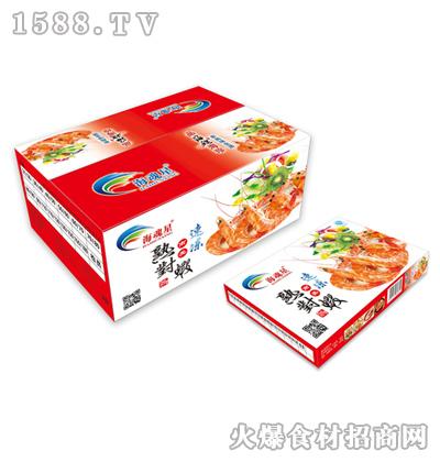 海魂星速冻南美熟对虾【1x10小盒】