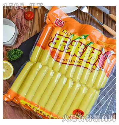 天宇玉米肠