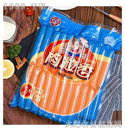 天宇肉粒香奥尔良风味烤肠