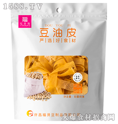 忆品福豆油皮
