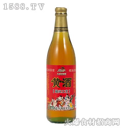 好厨师黄酒【500ml】