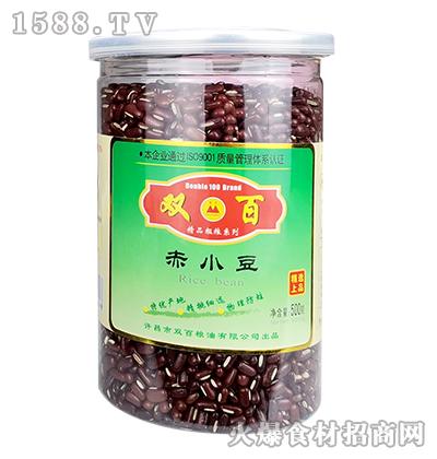 双百赤小豆(瓶装)【500g】