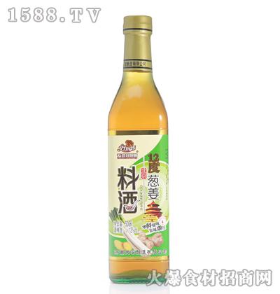 好厨师12度葱姜料酒【500ml】