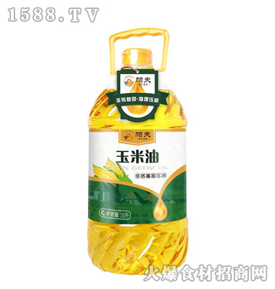 帕夫玉米油【5L】