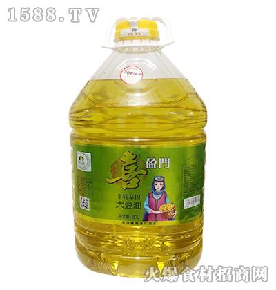 喜盈门大豆油【20L】