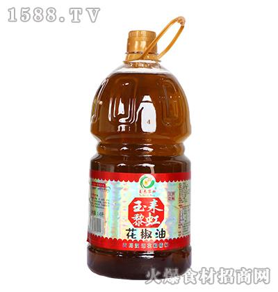 玉耒黎虹花椒油【2.45升】